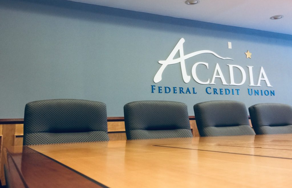 Acadia Federal Credit Union >> Acadia Fcu Reorganization Continues With Promotion New Hire
