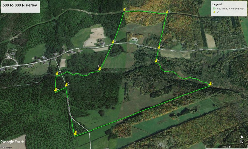 210 Acres of Land in Fort Kent, ME